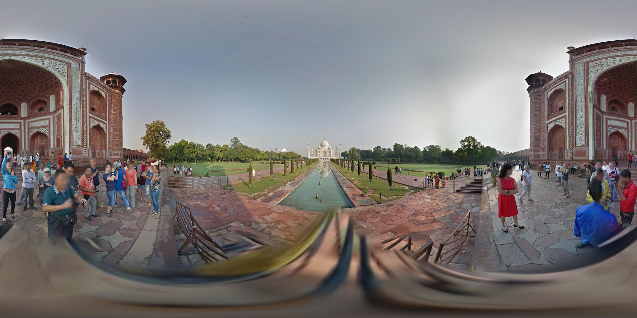 Google VRView with Jekyll · Long Qian